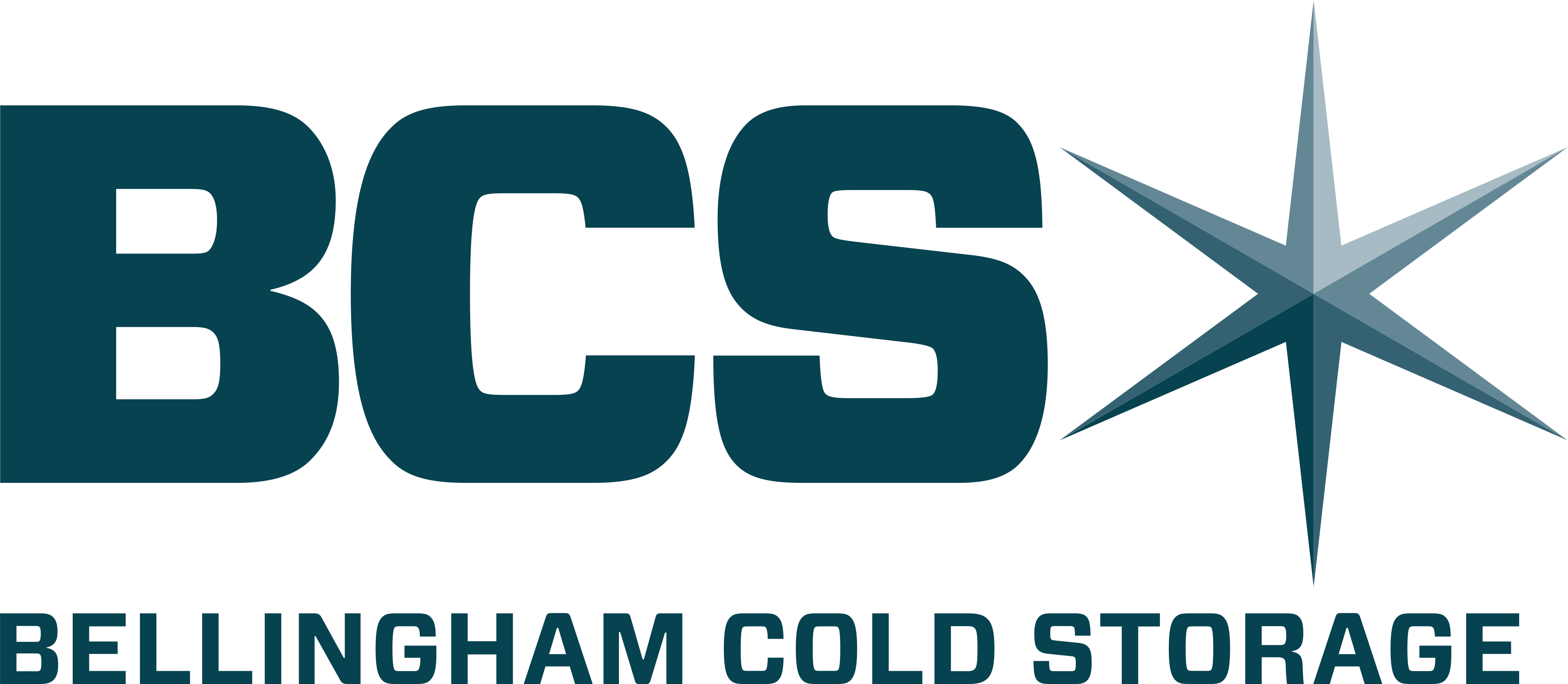 Bellingham Cold Storage logo
